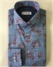 Luxury Floral Shirt Autocratic Vogue  Babba
