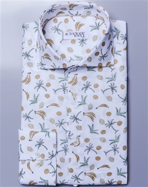 Luxury Fruit Shirt Autocratic Vogue  Gelsomino