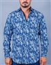 Italian Shirt | Blue Fashion Shirt