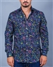 Printed Casual Dress Shirt