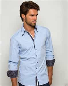 Men Italian Dress Shirt