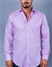 Lavender Italian Dress Shirt