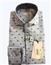 Grey Crab Dress Shirt