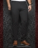 Fashionable Black Pants - Baretta Black
