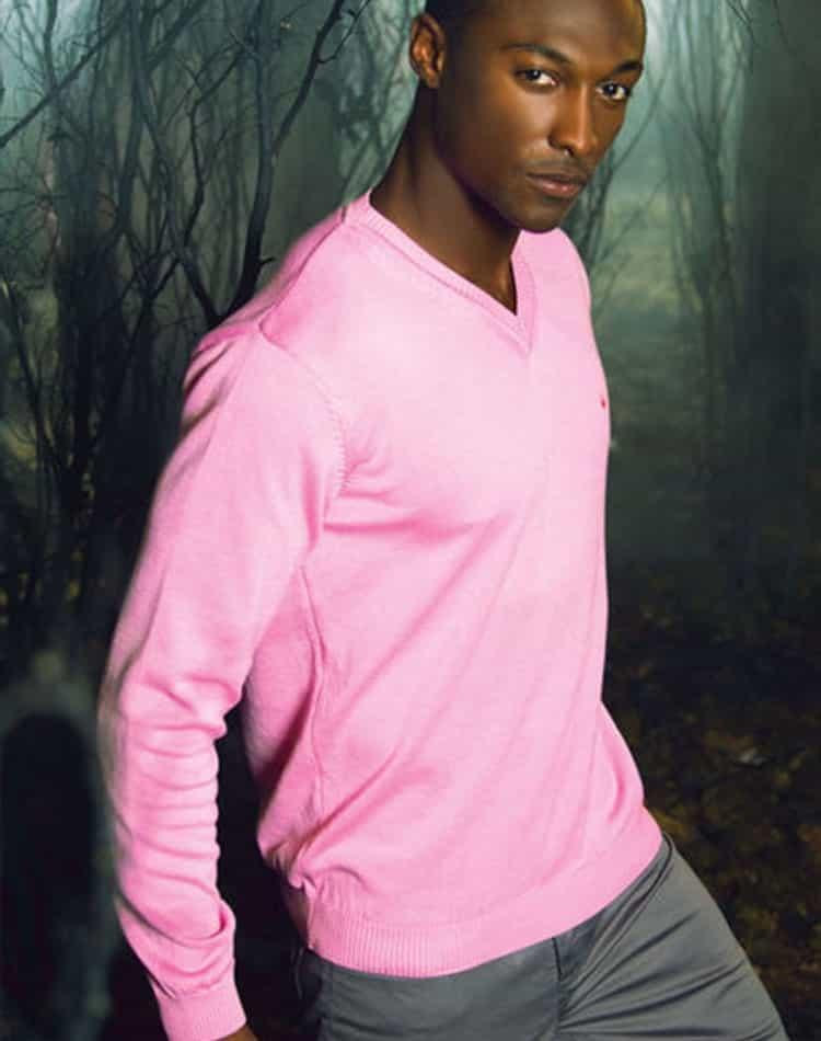 2c505c7e8fc Pink Designer Sweater Bertigo Sweater Barcelona 52