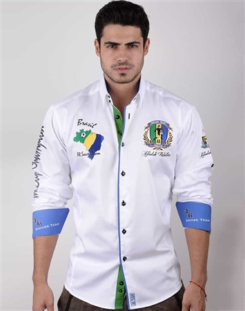 World Cup Brasil White