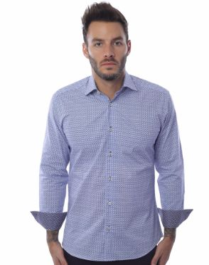 Designer Mens Shirt - White