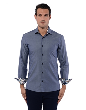 Stylish Slate Shirt