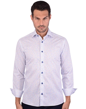 Dapper Men's Luxury Cotton Shirt