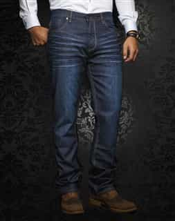 Dark Blue Denim: Dark Blue Jeans 2017 Collection