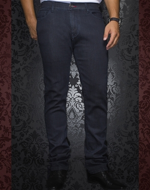 Fashionable Navy Denim - Au Noir 2019 Denim Collection