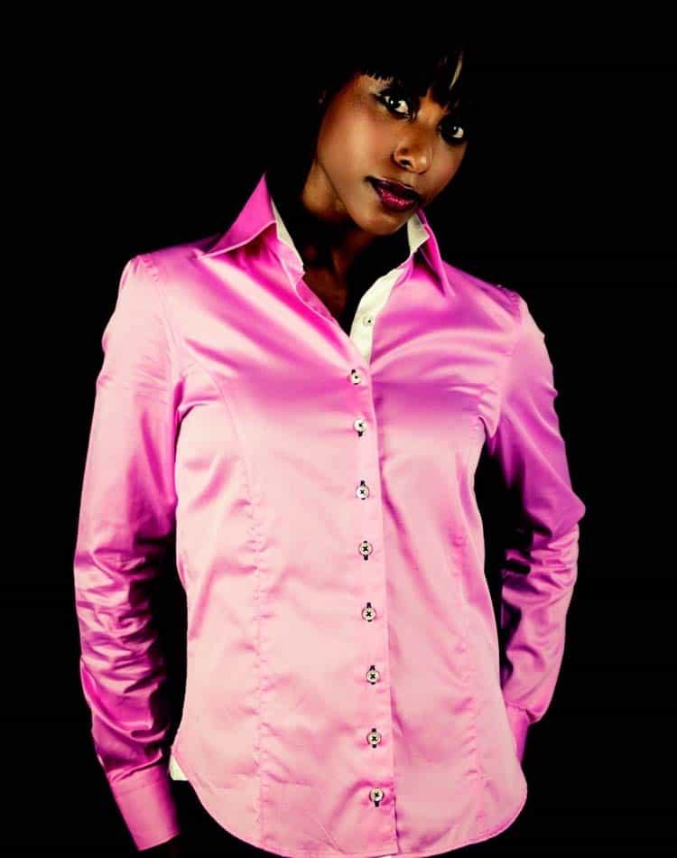 de marcus women designer dress shirt de briget