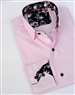 Elegant Light-Pink Dress Shirt