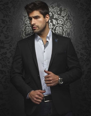 Shop Men | Men's Black Designer Sport Coat