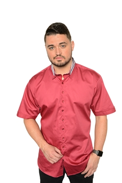 De Marcus Short Sleeve | Gregory Red