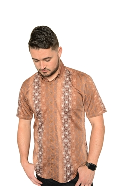 De Marcus Short Sleeve | Jonas Brown