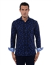 Trendy Navy Colored Shirt
