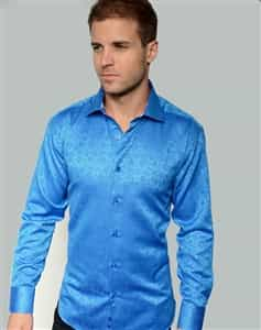 Bertigo Dress Shirt Eden 92