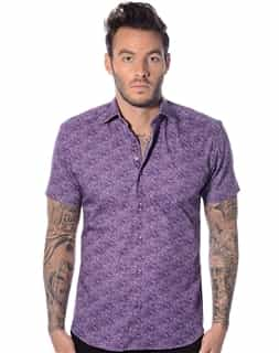 Luxury Short Sleeve Shirt
