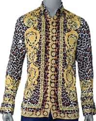 Luxury Leopard Shirt