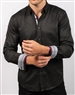 Designer Dress Shirt - Black