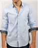 Designer Blue Shirt