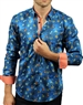 Men Sport Shirt - Navy