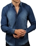 Luxury Denim Sport Shirt