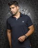 Men's Designer Polo - Navy