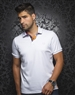 Designer Polo Shirt - White