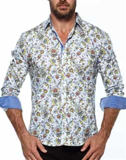 Designer Dress Shirt
