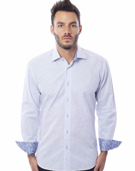Business Casual Shirt - White