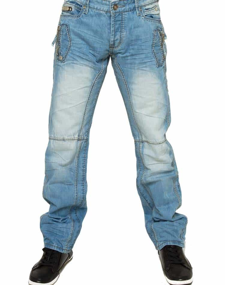 Designer Denim- Isaac b 031 light blue