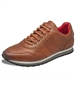 Designer Sneakers: James Cognac