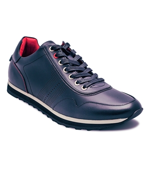Designer Sneakers: James Navy