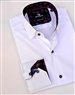 Elegant White Dress Shirt