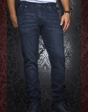 Men's Designer Blue Jeans
