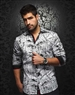 Fashion Shirt: men White Fashion Shirt