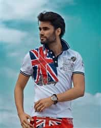 Geographical Norway UK Legend White
