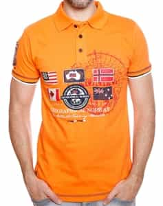 Geographical Norway Expedition Orange