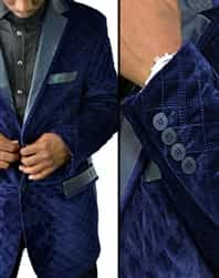 Lanzzino Classic Collection Navy Blazer 1970