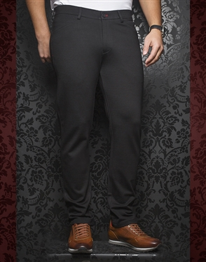 Designer Black Pants - Magnum Black
