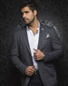Luxury Men's Blazer - Marlon Black