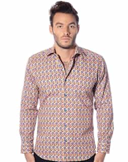 Sport Shirt: Digital Print Sport Shirt