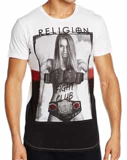 Fight Club Shirt- Men Designer Boxing inspired T-Shirt