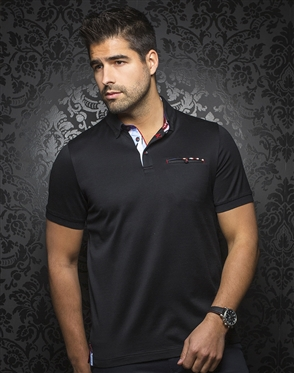 Sporty Polo - Messina Black