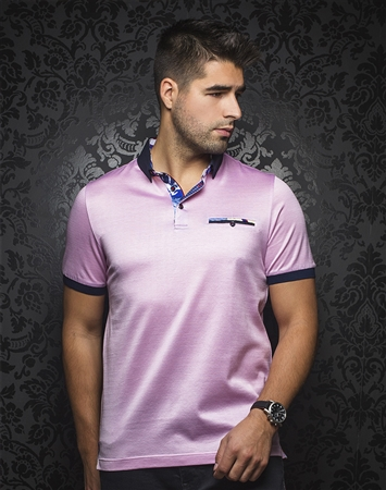 Sporty Polo - Messina Pink