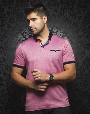 Sporty Polo - Messina Red