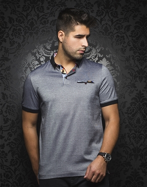 Sporty Polo - Messina Silver