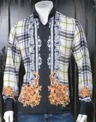 Men Luxury Flashy Shirt